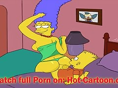 Cartoon milf porno - volledige seksfilms