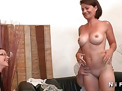 Hot nude milfs - hot xxx films